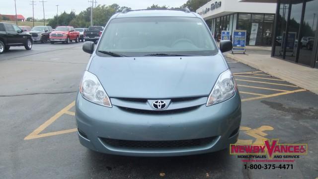 2008 Toyota Sienna Wheelchair Van For Sale Braunability