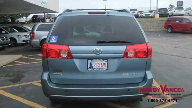 2008 Toyota Sienna Wheelchair Van For Sale Braunability